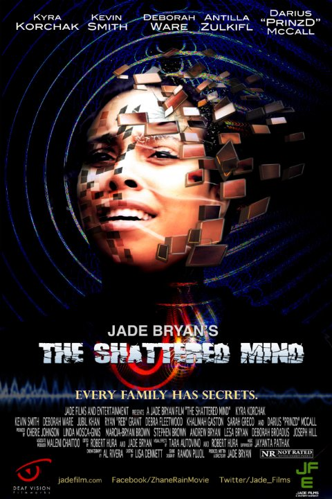 The Shattered Mind - Cover